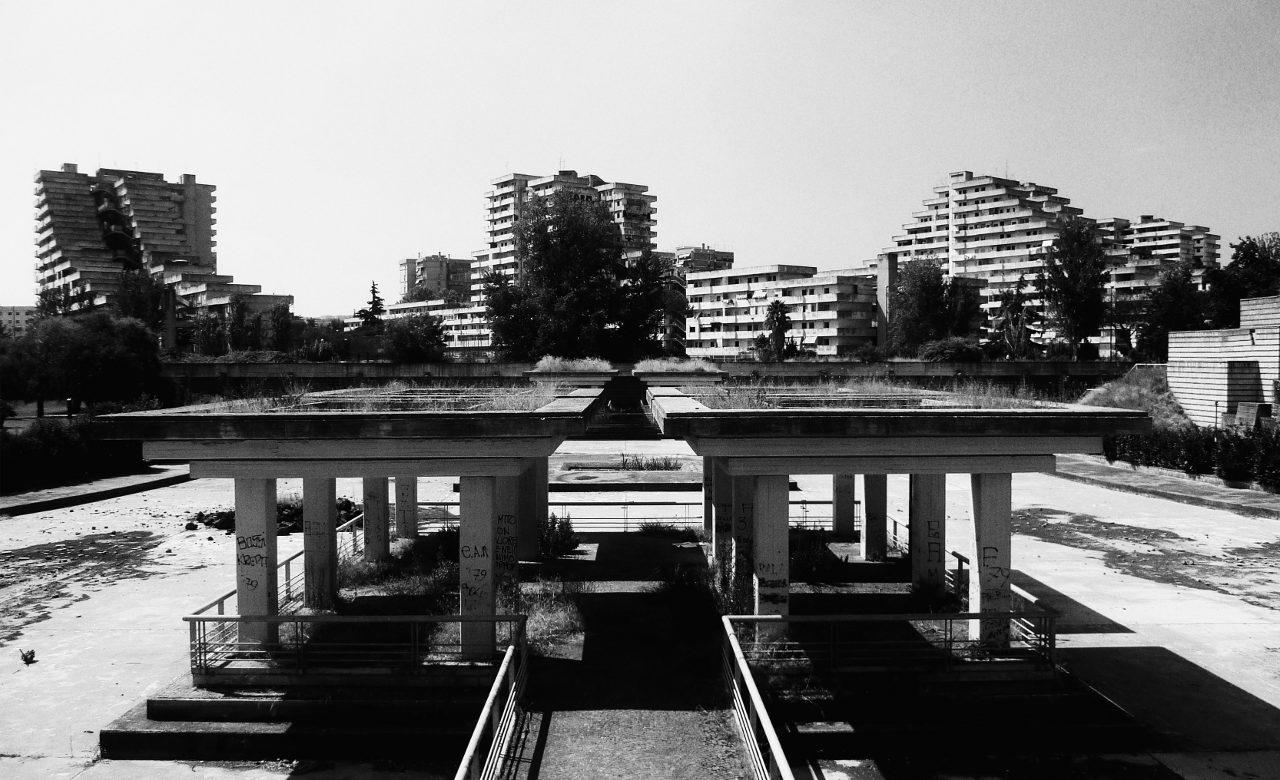 Vele all'orizzonte, Scampia (NA), Mariano Cervone