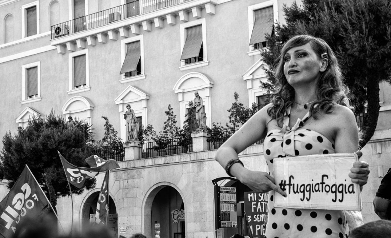 Puglia pride, Foggia, Mariano Iorio