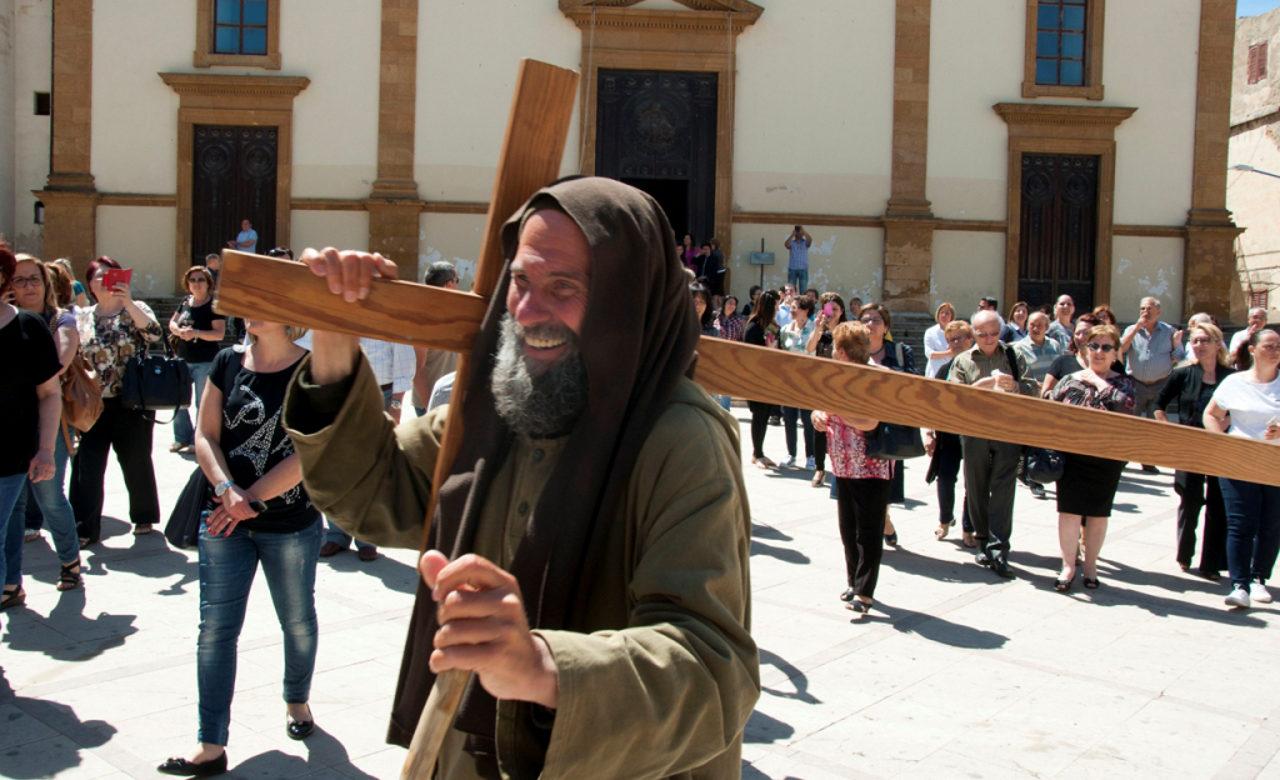 Biagio e la Croce della Speranza, Palermo, Giacomo Palermo