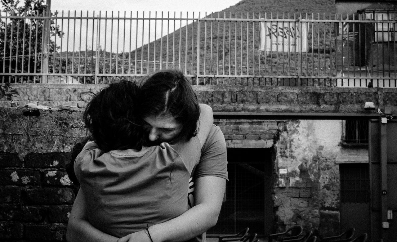 Amore ai tempi dei beni confiscati, Caserta, Sebastiano Sacco