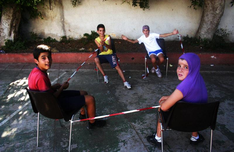 Progetto Restare in gioco, Circle, Palermo. Foto di Angelo Riggio,