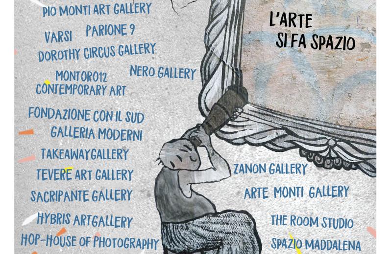 Biennale MarteLive, Open Gallery
