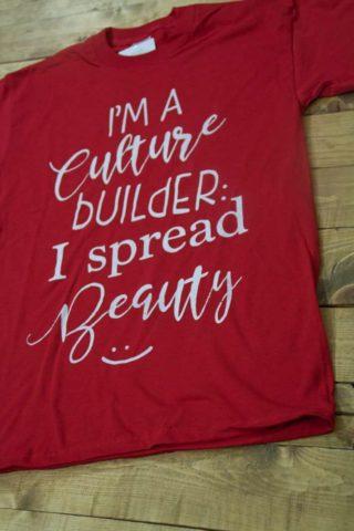 "T-shirt ""Cultura Libera Tutti"""