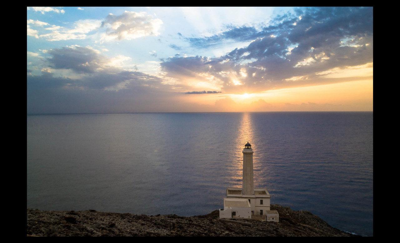 Alba presso il faro di punta Palascia, Otranto (Le), Valentina Pagano