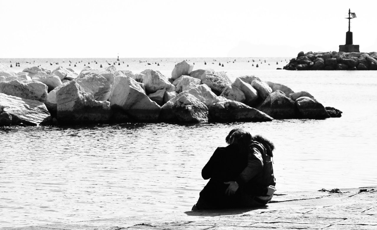 Alessandra Mai, Il mare innamorato, Napoli