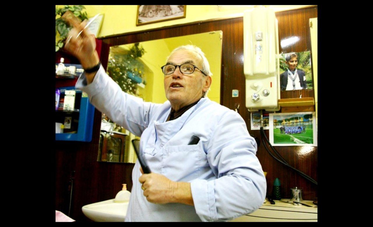 Alessia Capasso – Tommaso, barbiere di Apice Vecchia (Bn)