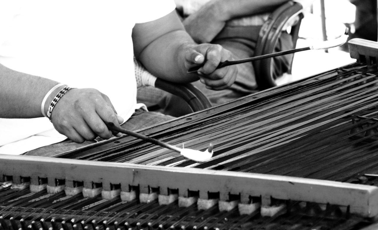 Andrea Materni, il cembalo, Ischia