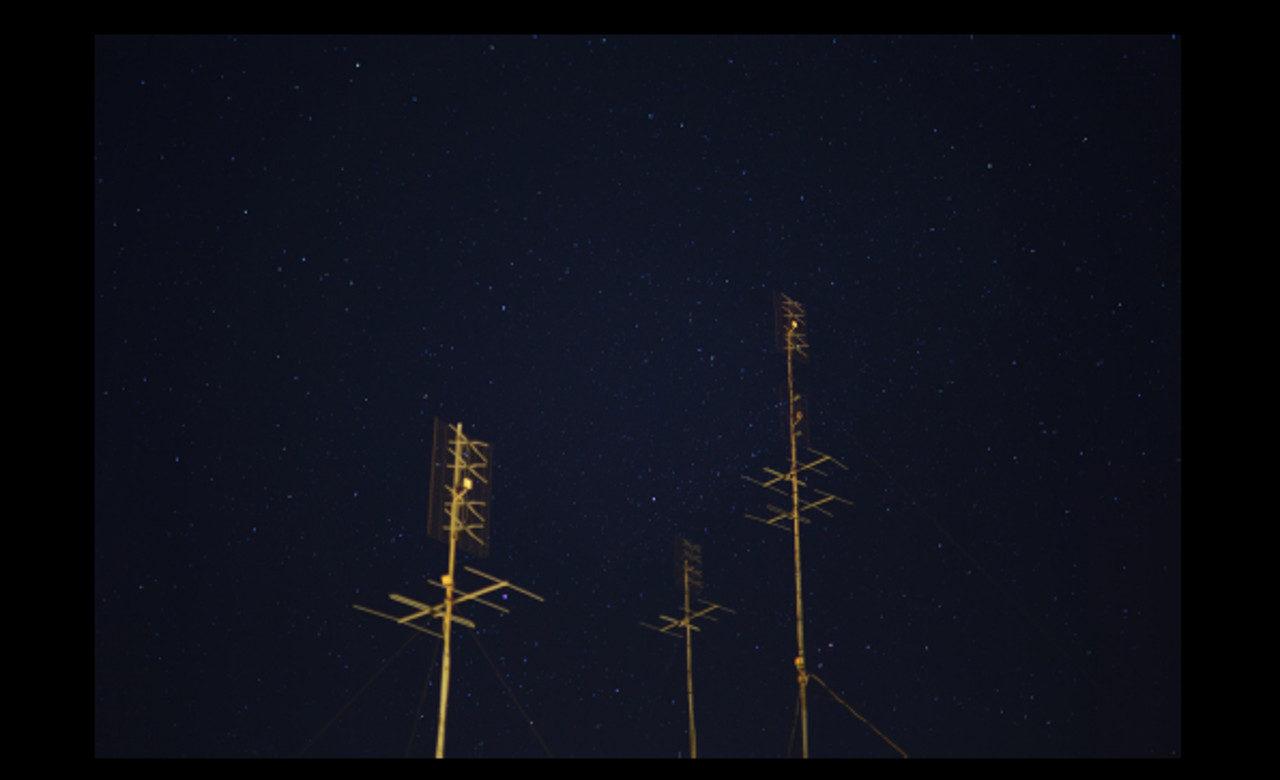 Antenne e stelle, Ceglie Messapica (Br), Pietro Urgesi
