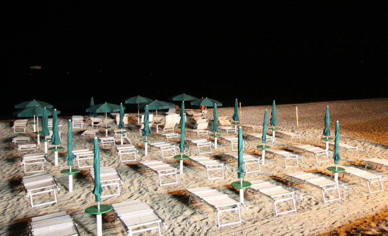 Antonio Pecorella, Spiaggia che dorme, Reggio Calabria