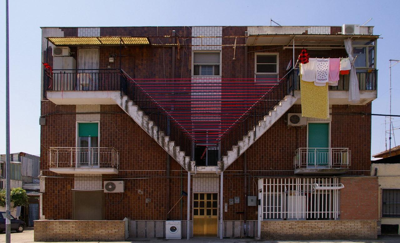 Architettura ruspante, Foggia, Giuseppe Potenza