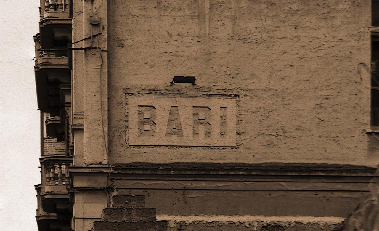 Bari – qui iniziava la città, Giuseppe Potenza