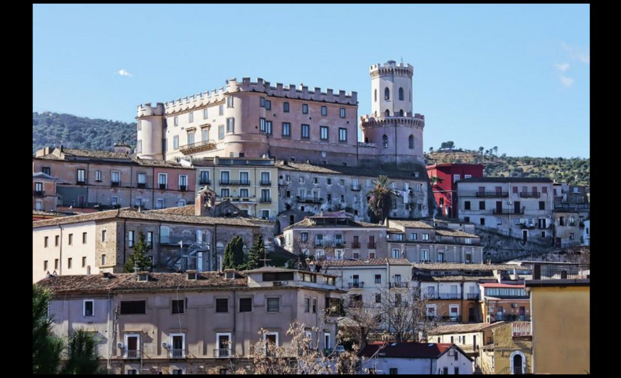 Castello di Corigliano Calabro (CS), Rossella Tedesco