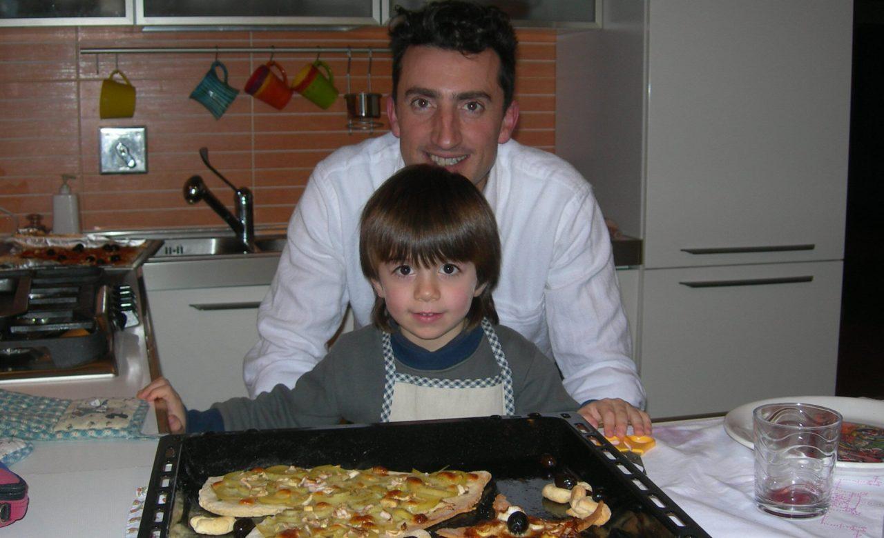 Cristina Lelli, L'Amore per la pizza, Giovinazzo (BA)