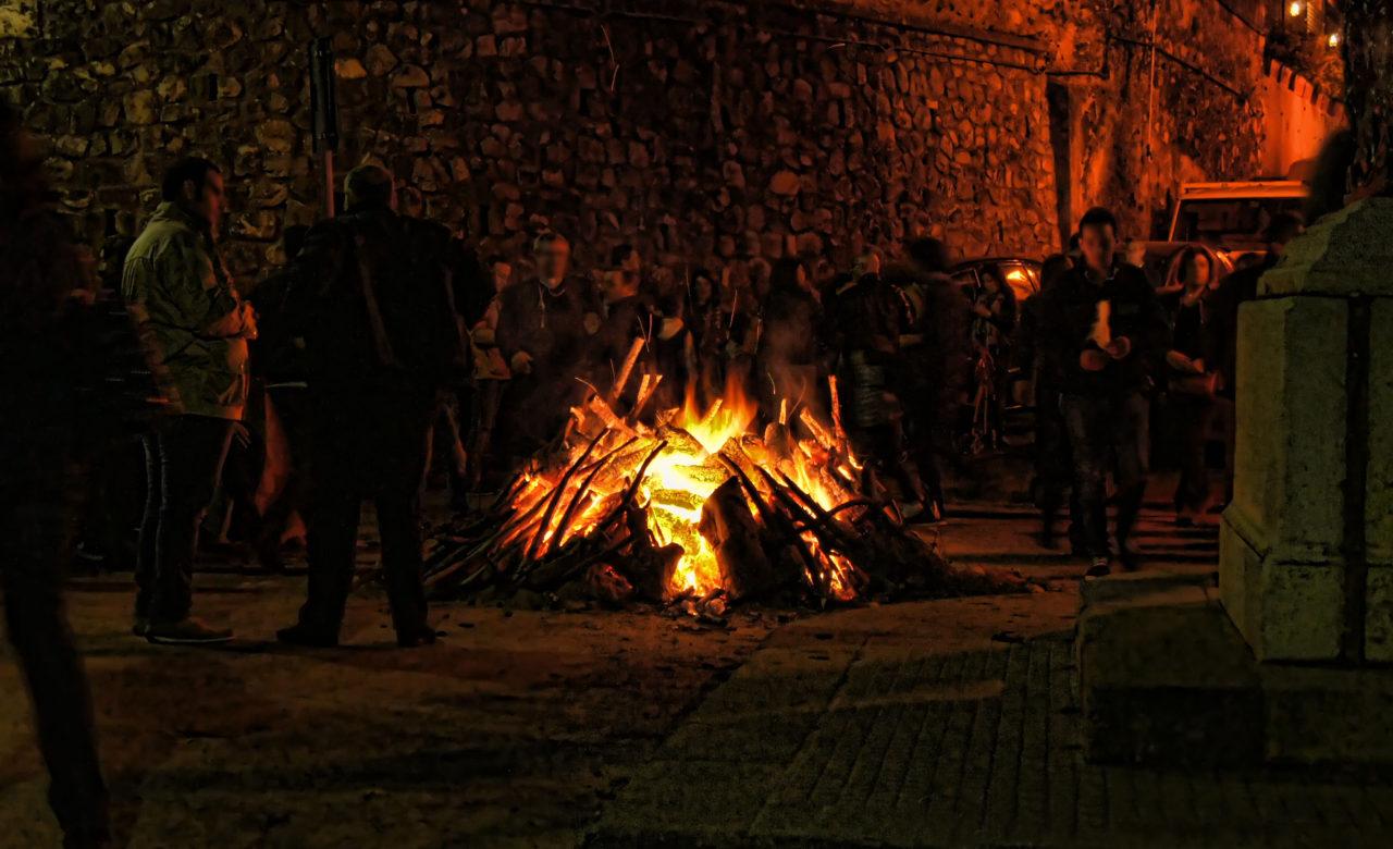 Festa dei Fuochi di San Marco, Rossano (CS), Rossella Tedesco