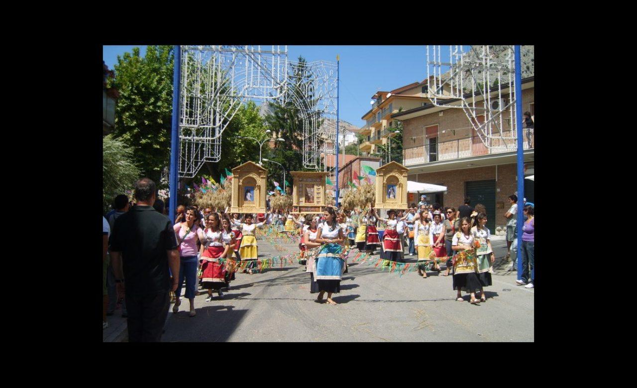 Festa del grano, Foglianise (BN), Luigi Fiore