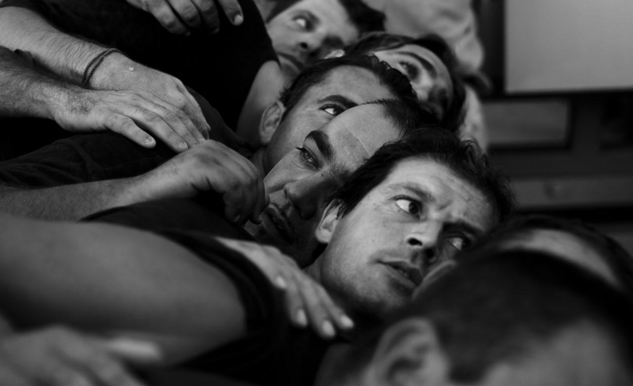 Gianni Dominici, Pescatori portano la madonna per le strade di Sciacca a ferragosto