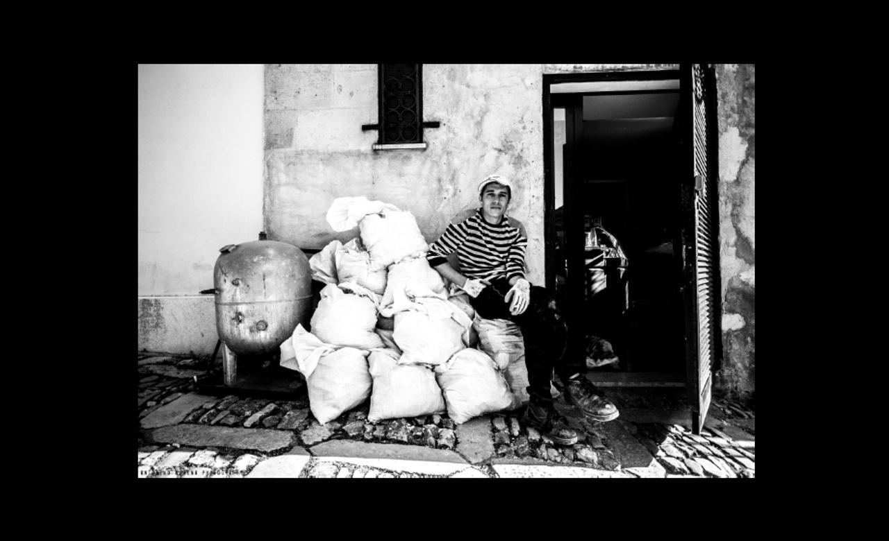 Hard work, Erice (TP), Antonino Novena