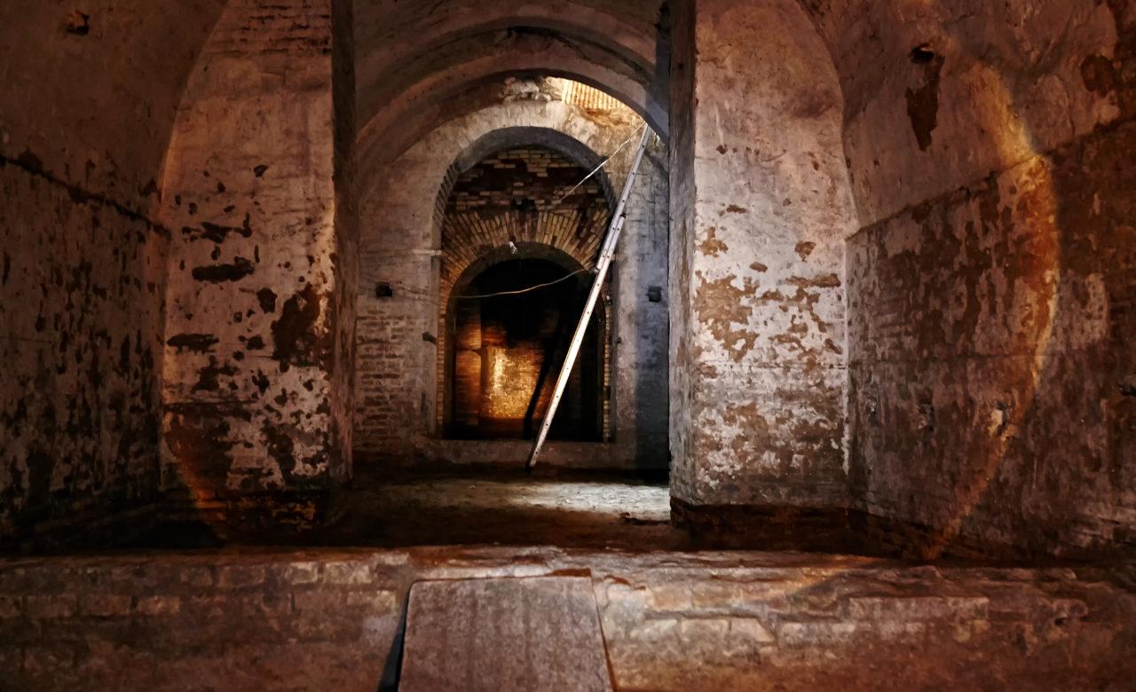 I tesori di Vasto Le cisterne di via Lancetti, Federico Dessardo