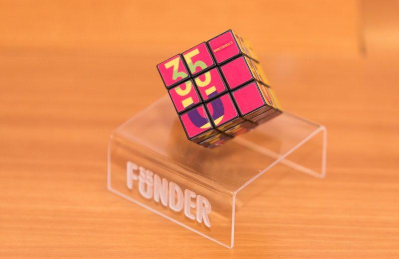 Immagine del premio Funder35