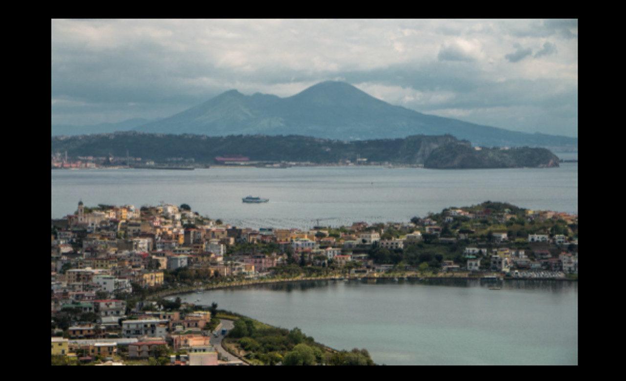 Lago Miseno, Bacoli (Na), Antonio Di Lillo