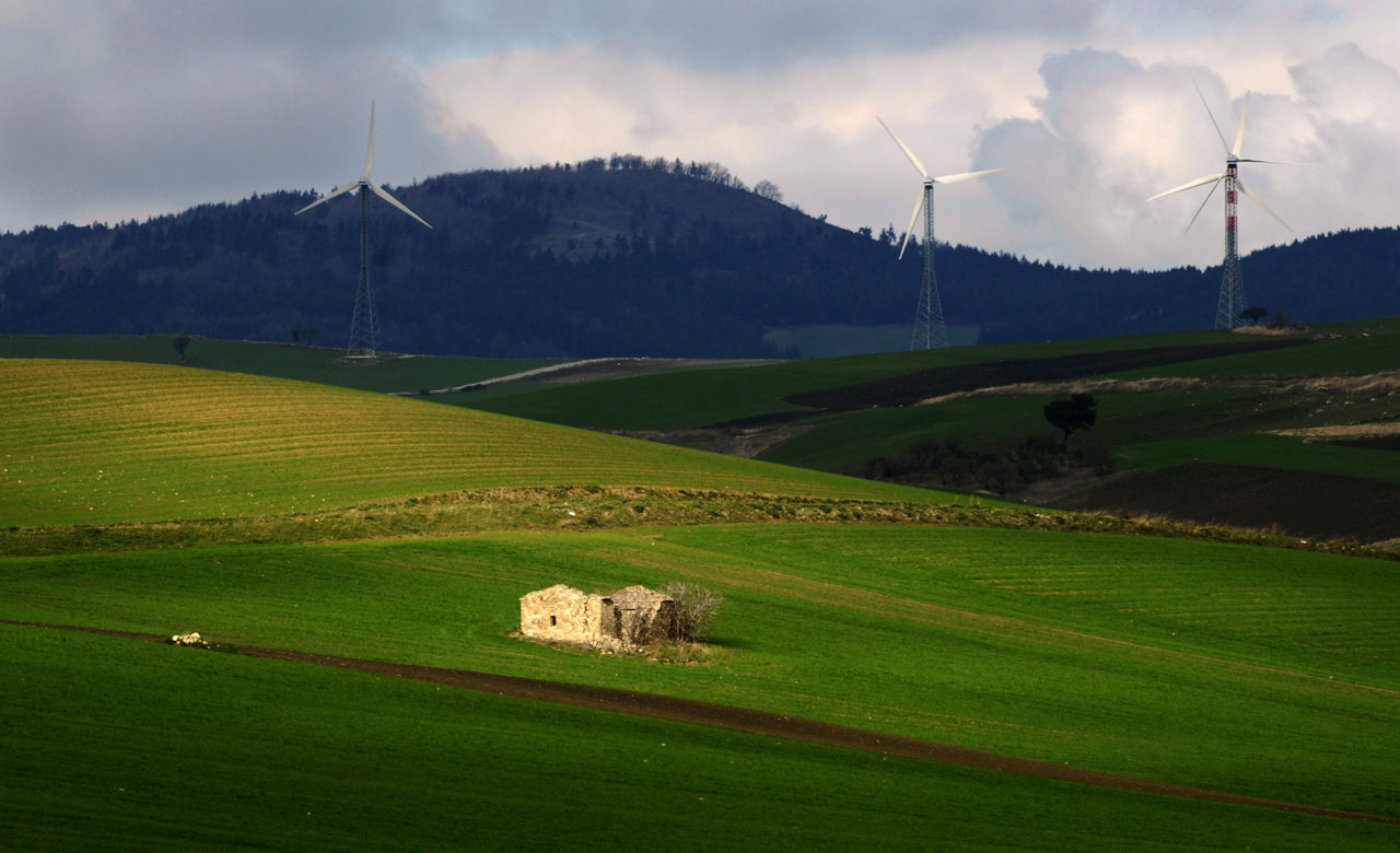 Leonardo Ciuffreda, Il vento e ciò che resta, Subappennino dauno