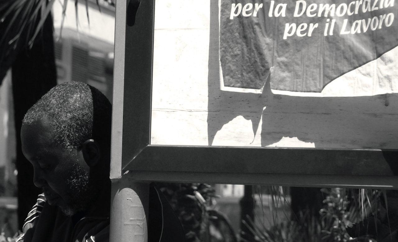 Luigi D'Aponte, Per la democrazia per il lavoro, Napoli