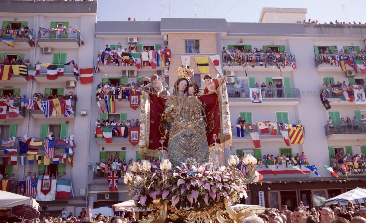 Madonna dei Martiri, Puglia, Francesco De Chirico