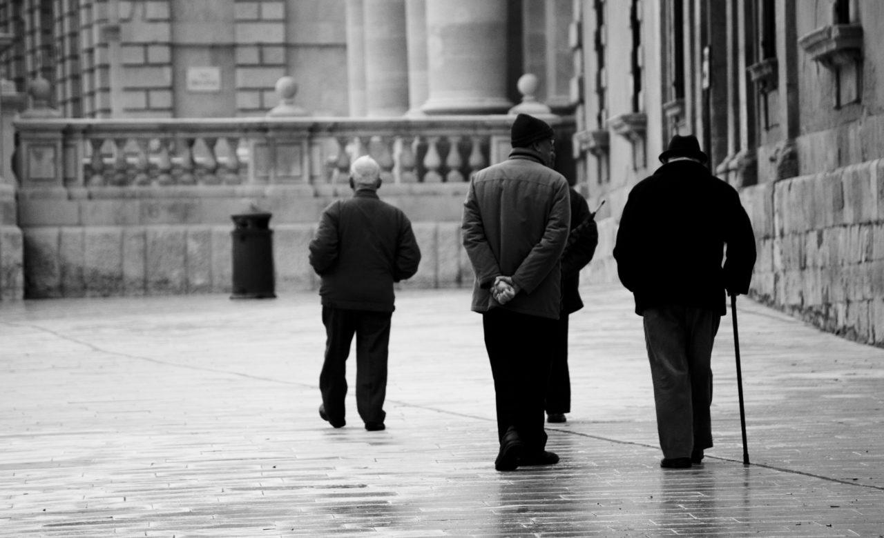 Marco Garro, Domenica mattina, piazza Duomo Siracusa