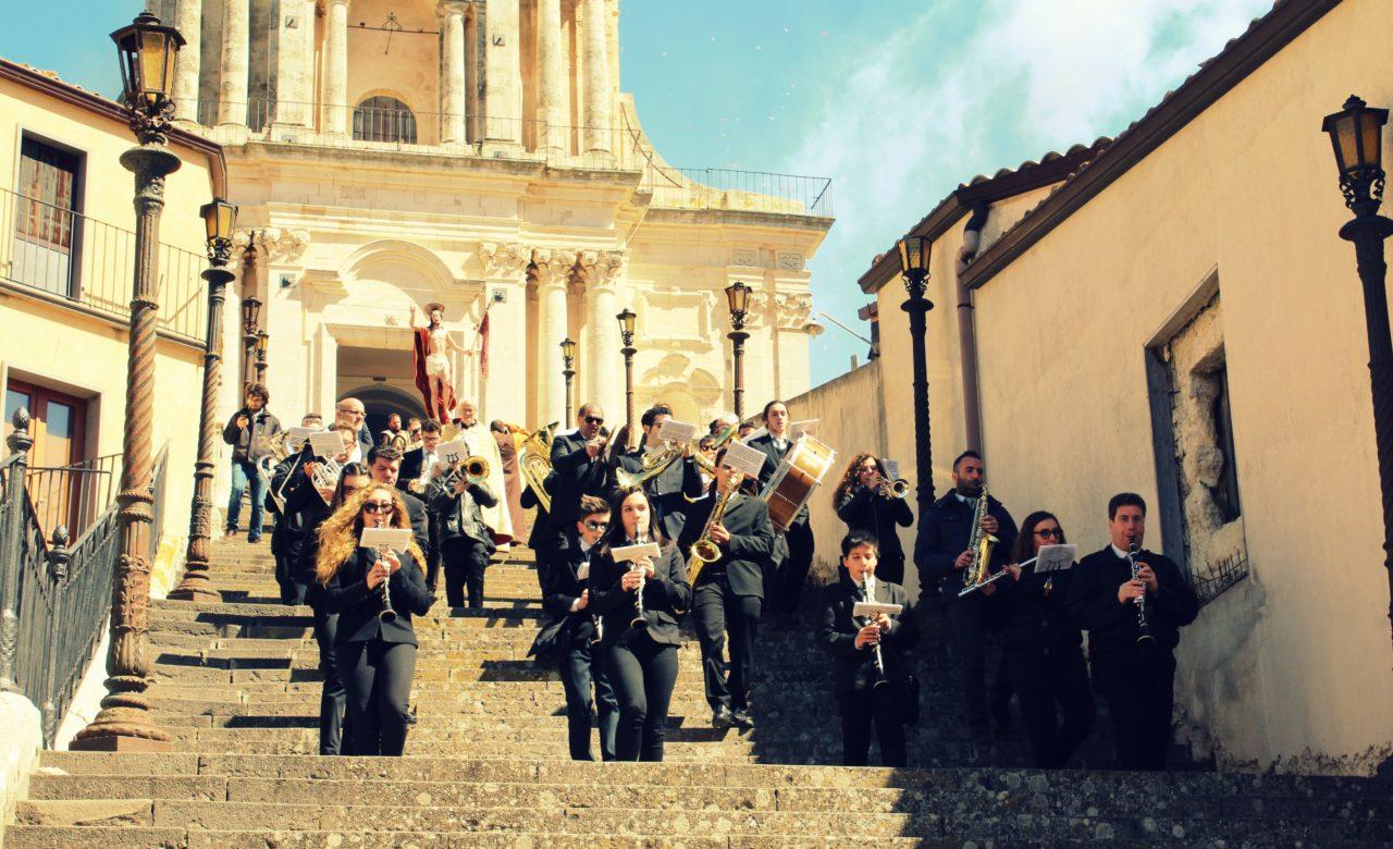 Musica di Resurrezione, Buccheri (SR), Gianluca Malfitano
