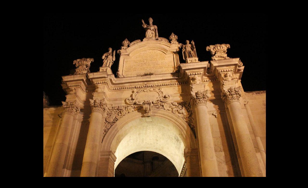 Porta Rudiae, Lecce, Annagrazia Schiavone