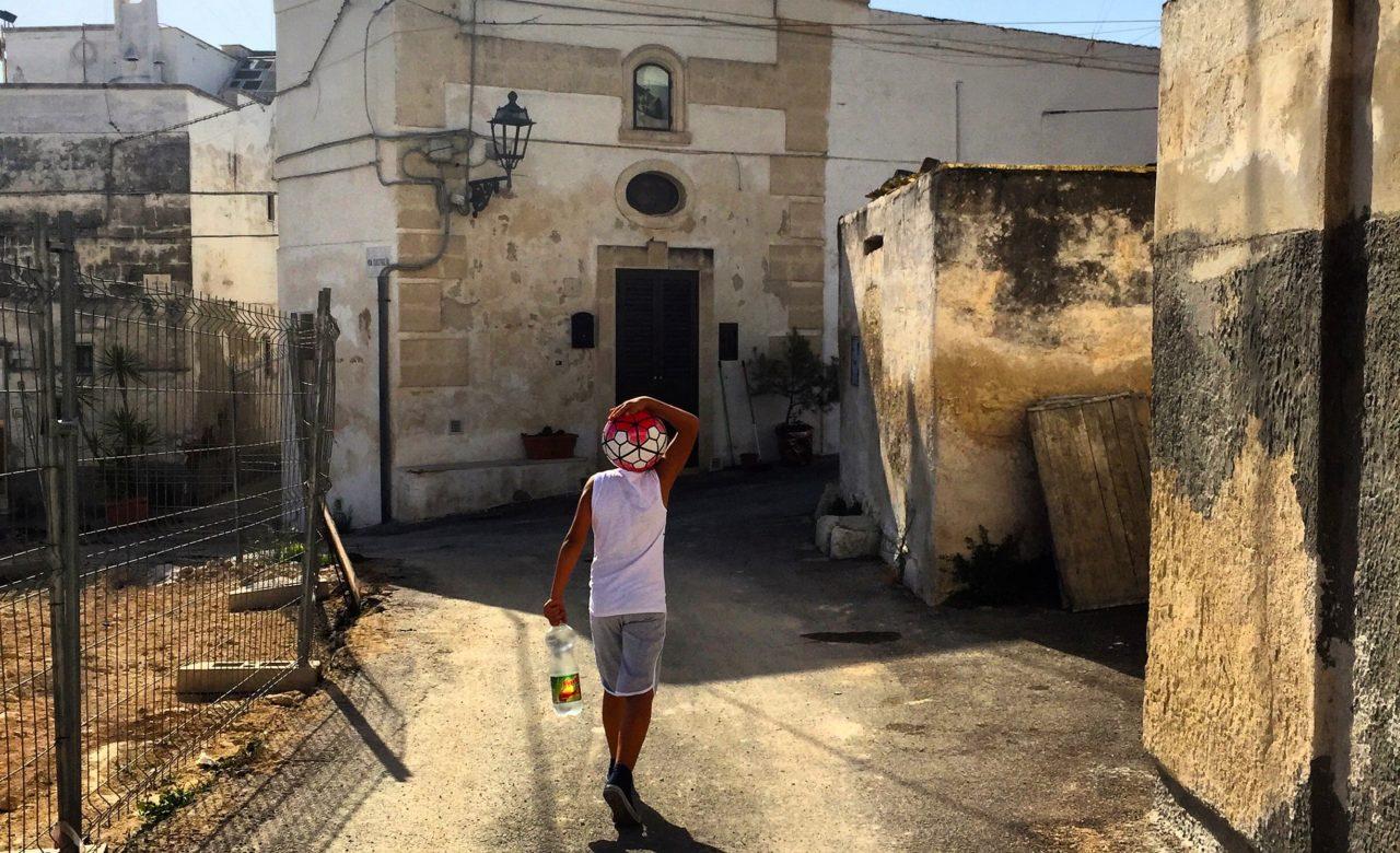 Quando le vacanze duravano tre mesi, Centro storico di Massafra (TA), Vincenzo Madaro