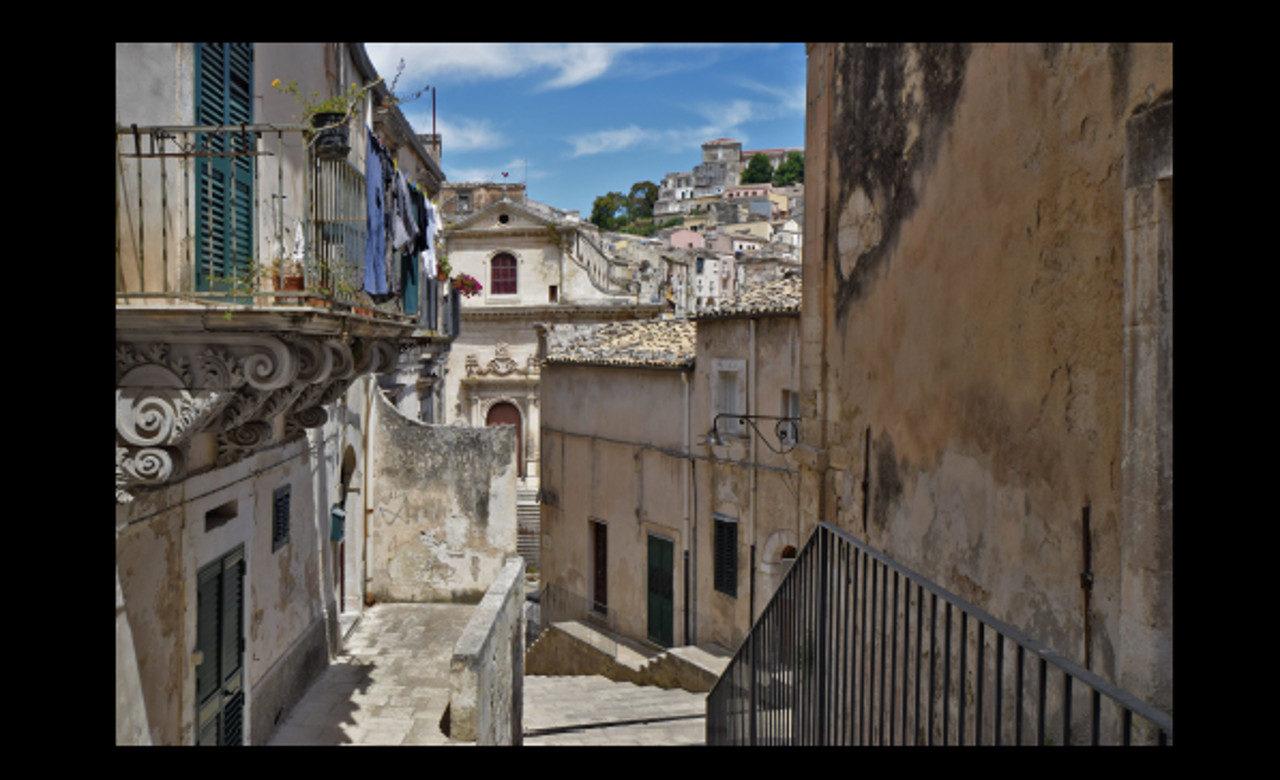 Ragusa Ibla, Sicilia, Carlo Silva
