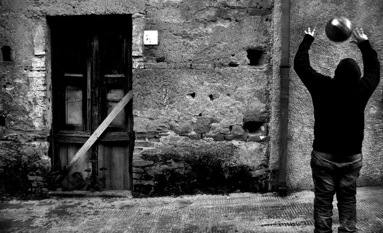 Serena Sinopoli, Gioco, Pardesca del Bianco (RC)