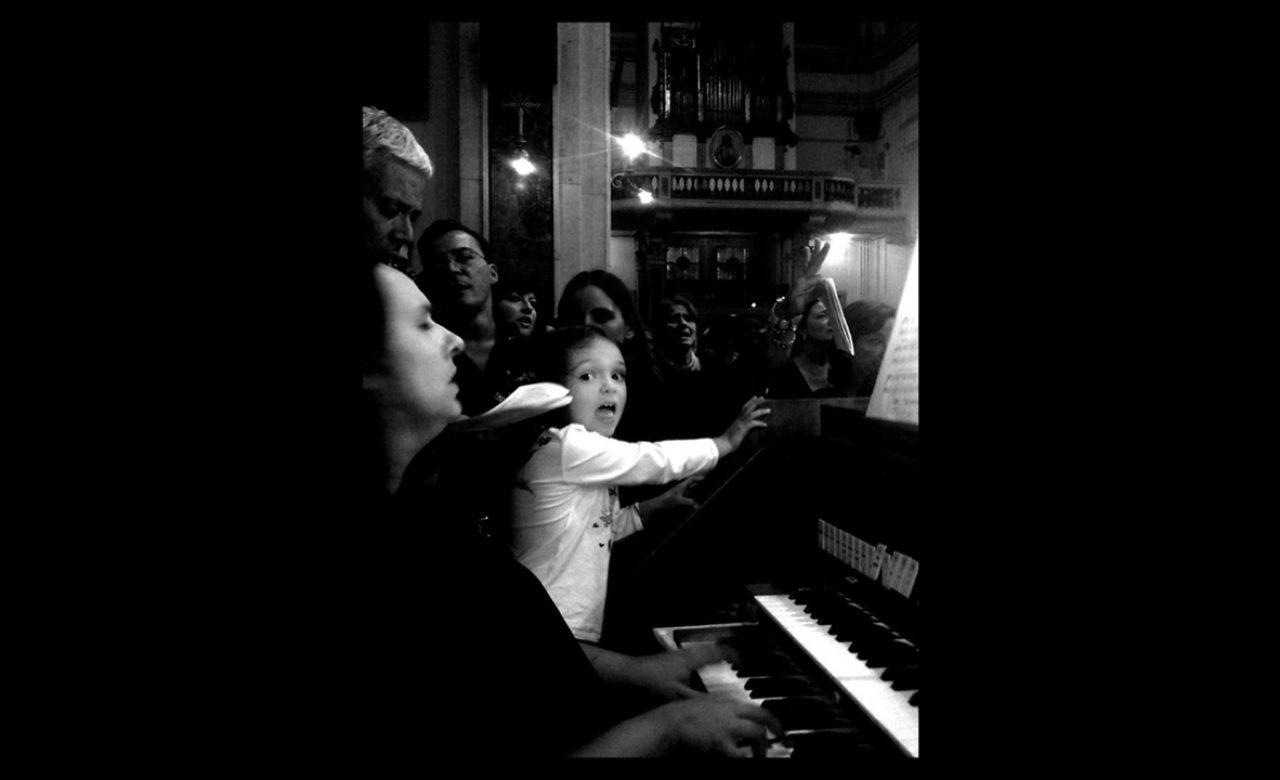Simona Salmieri, La Madonna non si vende, Festa della Madonna di Piedigrotta, Napoli