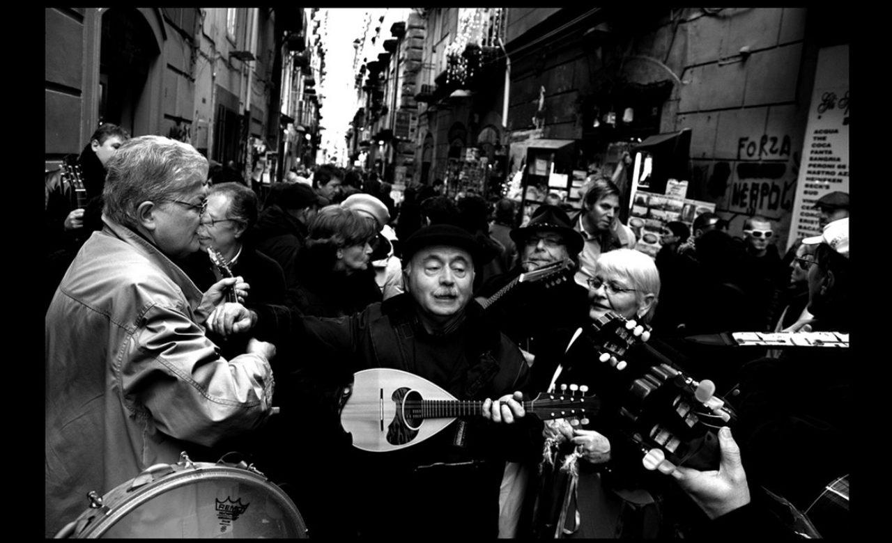 Simona Salmieri, Natale a Napoli