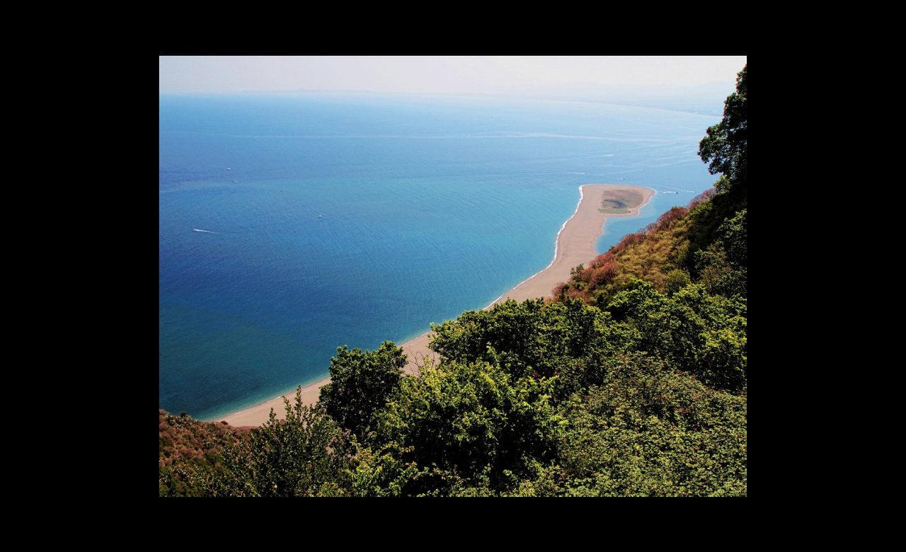 Spiaggia del Marinello, Tindari (ME), Rossella Tedesco