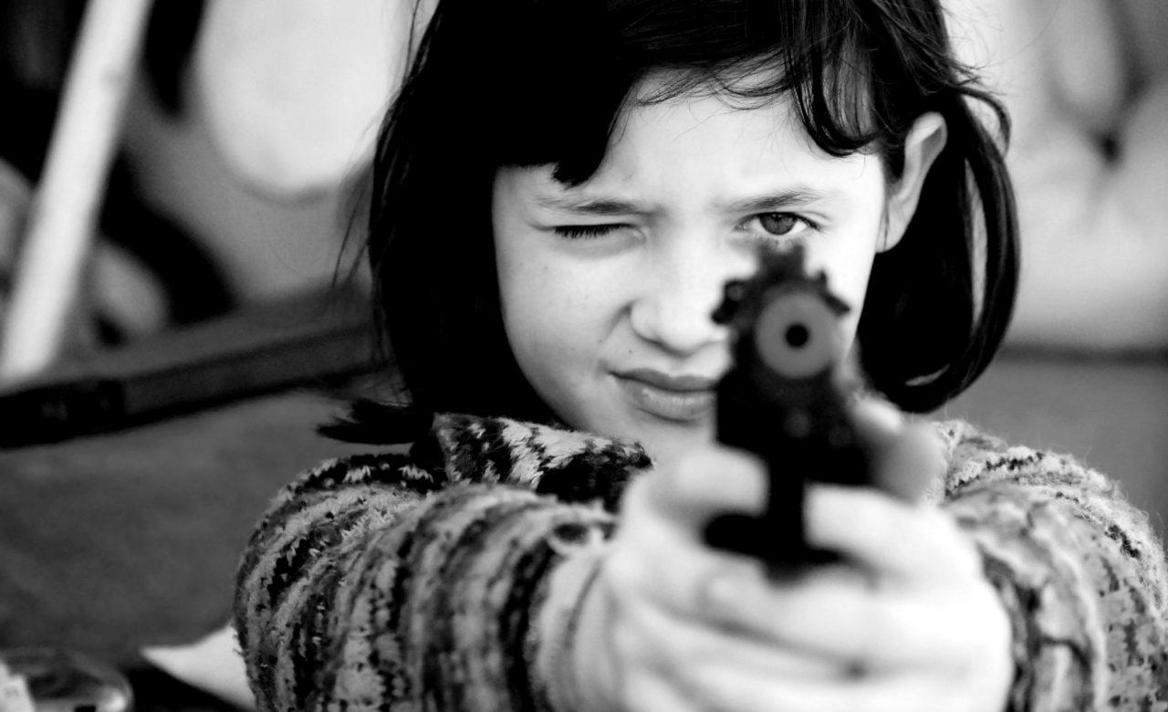 Tea Falco, La bambina con la pistola, Catania