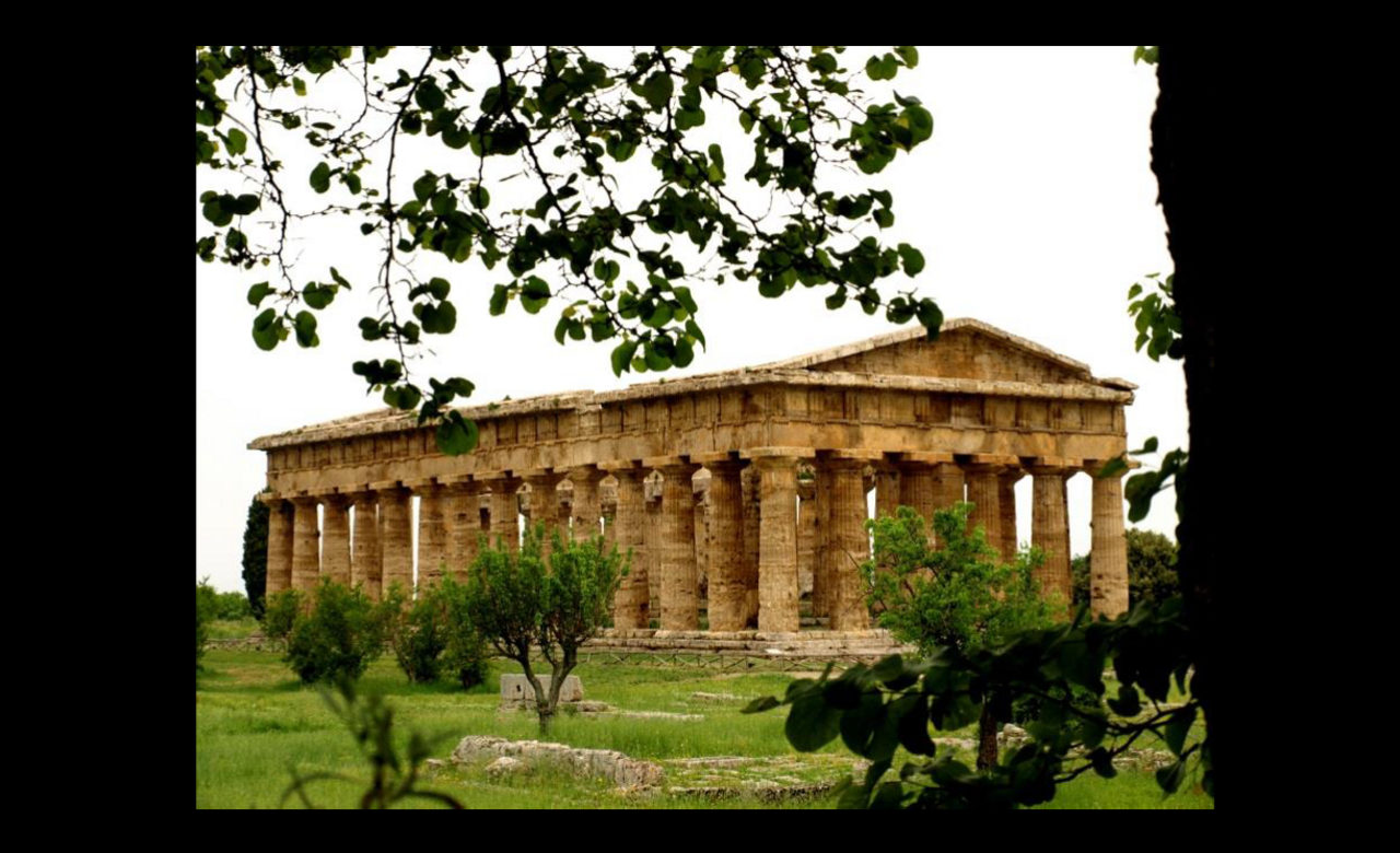 Templi e Storia, Paestum (SA), Sandra De Matteis