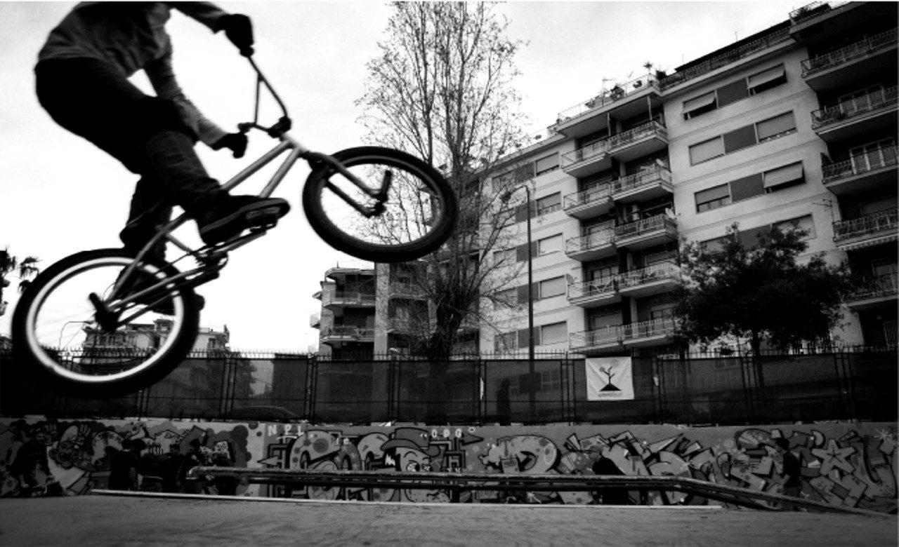 Uno SkatePark della zona vesuviana, Gaetano Massa