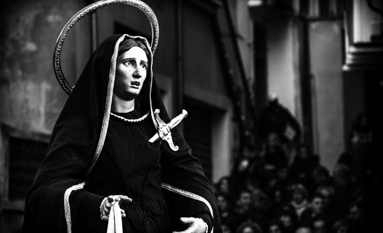 Venerdì Santo, Carpino (FG), Mariano Iorio