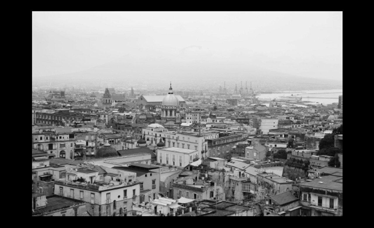 Via S.Cristofaro all'Olivella, Napoli, Dmitrij Musella