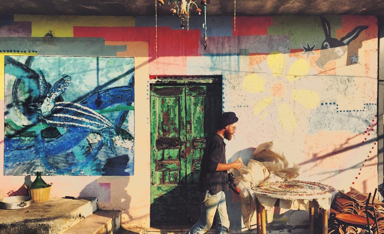 Vivere sostenibile e a colori, Diamante (CS), Giuliana Scofano