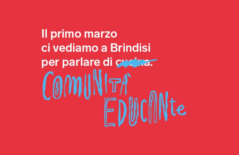 Con i Bambini - Tutta un'altra storia, la tappa di Brindisi