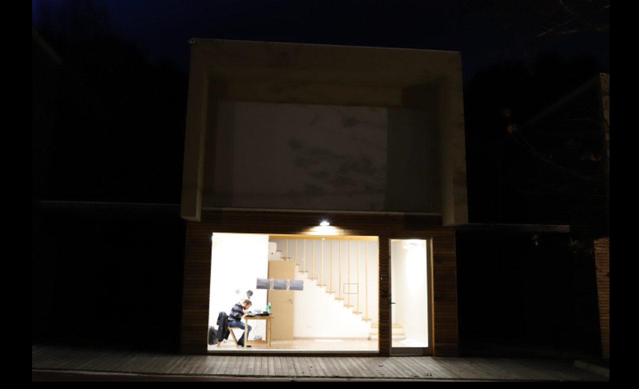 Denise Cavaliere, BoCS Art, residenze artistiche, Cosenza