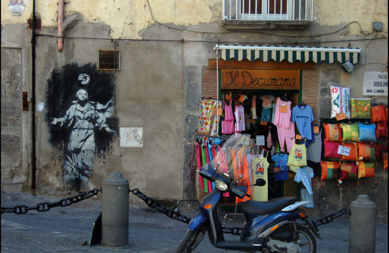Da Flickr.com, Naples 2007, foto di David Evers, Licenza Creative Commons (CC BY 2.0)