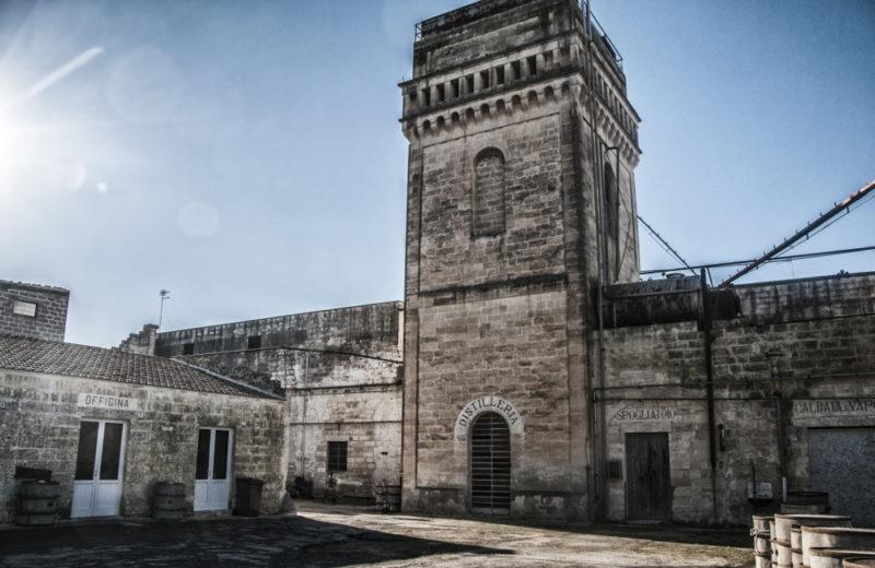 Foto di Carmine Chiriacò, Ex Distilleria di San Cesario, Lecce - bene selezionato nel 2015