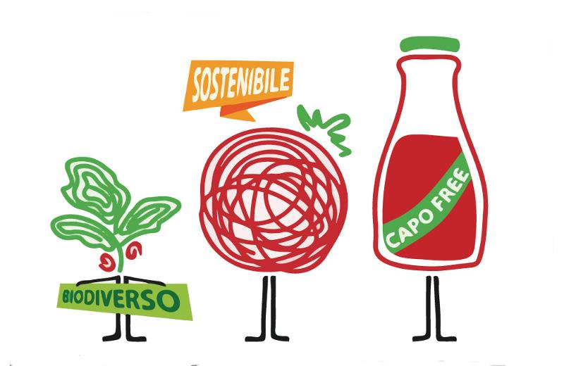 Particolare del logo di progetto