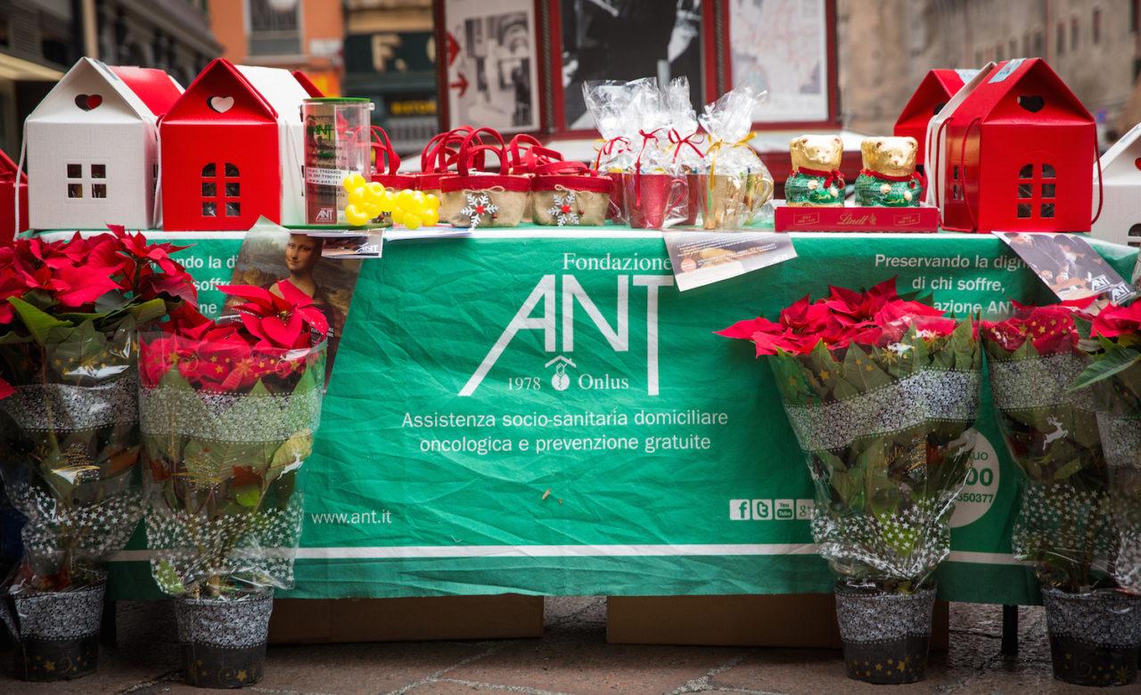 Il banchetto dei regali ANT
