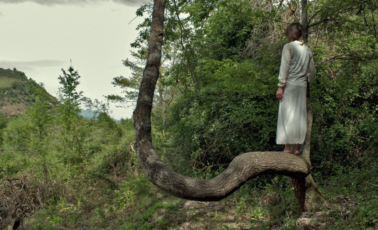 Arianna Addati, Il segreto dell'orizzonte, Cascate di San Fele (PZ)