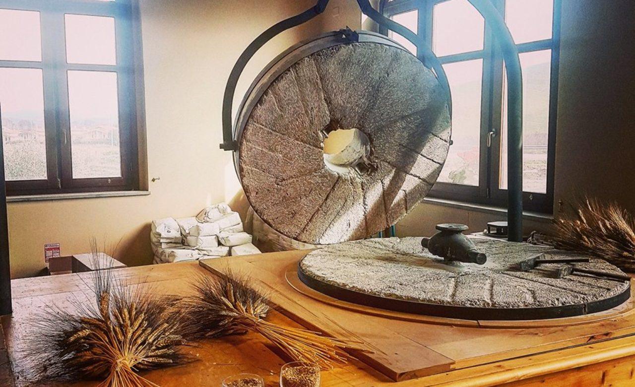 Gabiella Cantafio, Antico mulino a San Floro nasce la startup Mulinum, San Floro (CZ)